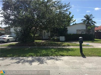 Miami Single Family Home For Sale: 21231 NE 19th Ave