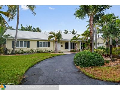 Coral Ridge, Coral Ridge 21-50 B, Coral Ridge Add, Coral Ridge Country Club Single Family Home For Sale: 4511 NE 21st Ln