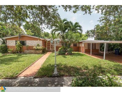 North Miami Beach Single Family Home For Sale: 1150 NE 178th Ter