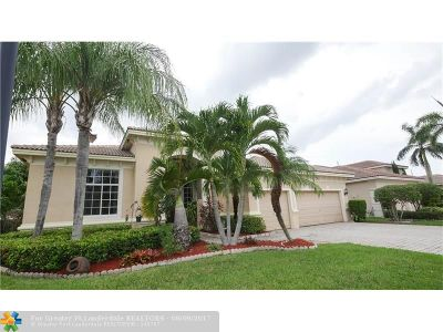 Pembroke Pines Single Family Home For Sale: 6373 SW 191st Ave