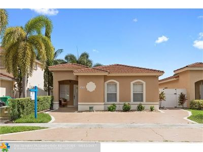Hialeah Single Family Home For Sale: 8078 NW 200th St