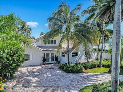 Fort Lauderdale Single Family Home For Sale: 1631 SE 14th St