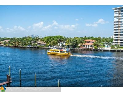 Condo/Townhouse Sold: 777 Bayshore Dr #1203