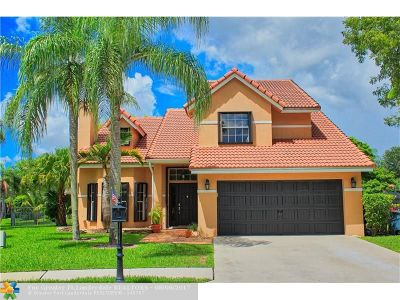 Parkland Single Family Home Backup Contract-Call LA: 6441 NW 58th Ter