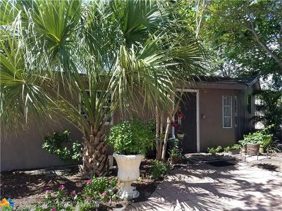 Deerfield Beach Multi Family Home For Sale: 195 SE 10th St