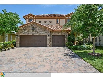 Parkland Single Family Home For Sale: 10310 Waterside Ct