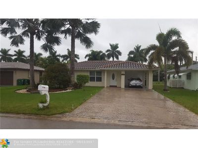 Tamarac Single Family Home For Sale: 10400 NW 80th Ct