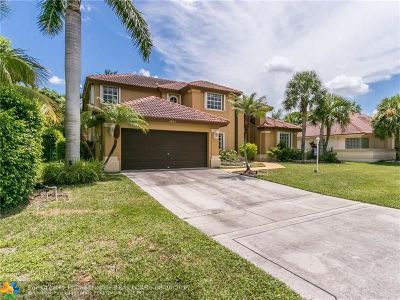 Coral Springs Single Family Home For Sale: 4255 NW 81 St Ter