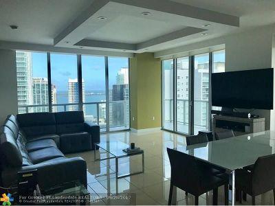 Miami Condo/Townhouse For Sale: 79 SW 12th Street #3706