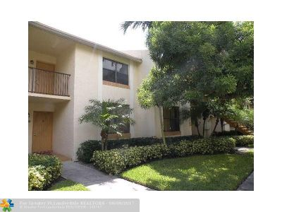 Broward County Condo/Townhouse For Sale: 1248 S Military Trl #1723