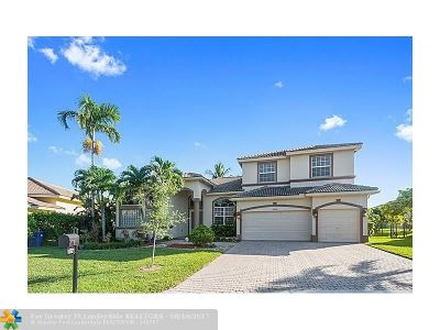 Coral Springs Single Family Home Backup Contract-Call LA: 10921 NW 49th Dr