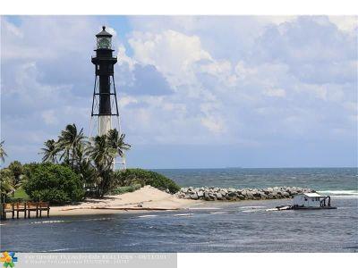 Pompano Beach Condo/Townhouse For Sale: 2508 Bay Dr #305+306