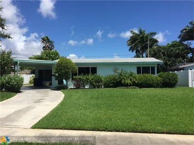 Deerfield Beach Single Family Home For Sale: 909 SE 16th Pl