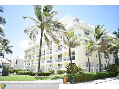 Deerfield Beach Condo/Townhouse For Sale: 2080 E Hillsboro Blvd #305