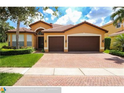 Miramar Single Family Home For Sale: 5301 SW 184th Way
