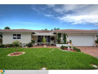 Tamarac Single Family Home Backup Contract-Call LA: 4956 NW 48th Ave