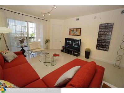 Lauderdale By The Sea Condo/Townhouse For Sale: 4445 El Mar Dr #2-302