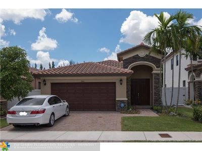 Hialeah Single Family Home For Sale: 3366 W 86th Ter