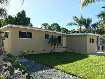 Miami Single Family Home For Sale: 14430 NW 13th Ave
