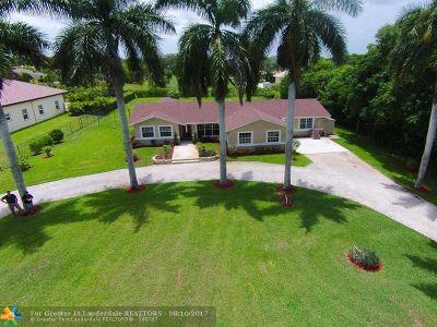 Parkland Single Family Home Backup Contract-Call LA: 6171 NW 77 Te