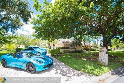 Coral Springs Single Family Home For Sale: 5000 NW 83rd Ln