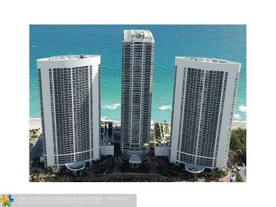 Hallandale Condo/Townhouse For Sale: 1830 S Ocean Dr #5107