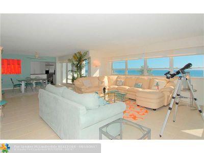 Rental For Rent: 3430 Galt Ocean Dr #407