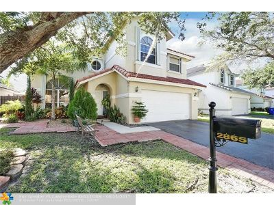 Margate Single Family Home Backup Contract-Call LA: 2865 NW 69th Ave