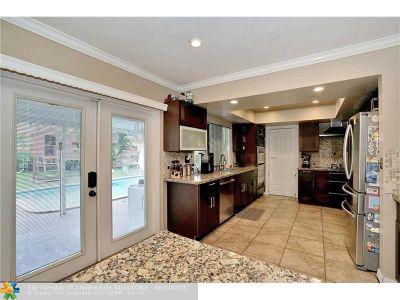 Pembroke Pines Single Family Home Backup Contract-Call LA: 9000 NW 18th Ct
