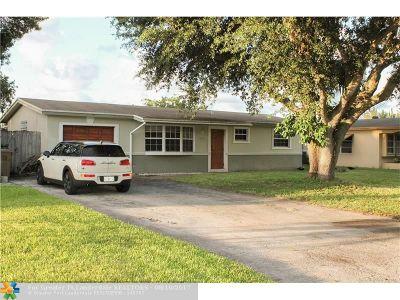 Davie Single Family Home Backup Contract-Call LA: 5611 SW 55th St