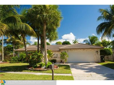 Boca Raton Single Family Home For Sale: 1574 SW 2nd St