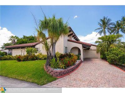 Tamarac Single Family Home Backup Contract-Call LA: 8291 Pine Rd
