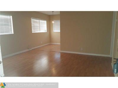 Broward County Condo/Townhouse For Sale: 609 NE 13th Ave #403