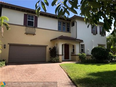 Coral Springs Condo/Townhouse For Sale: 5968 NW 117th Dr #5968