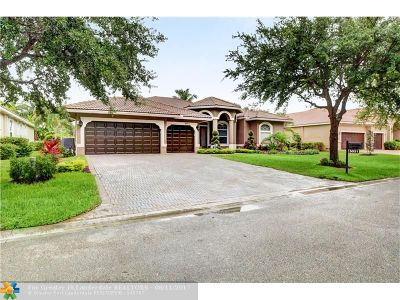 Coral Springs Single Family Home Backup Contract-Call LA: 5031 NW 113th Ave