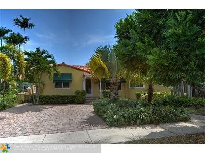 Fort Lauderdale Single Family Home For Sale: 622 NE 16th Ter