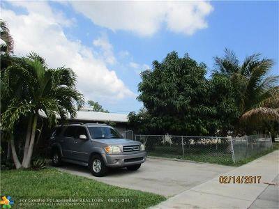 Pompano Beach Single Family Home For Sale: 237 NE 26th St.