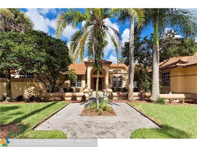 Coral Springs Single Family Home Backup Contract-Call LA: 5328 E Leitner Dr