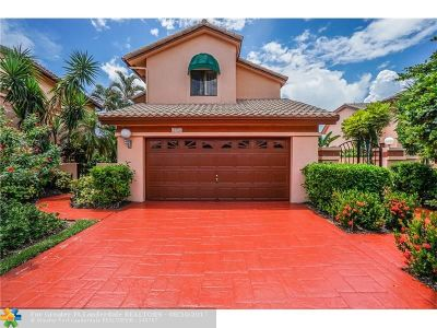 Boca Raton Single Family Home For Sale: 6484 Via Benita