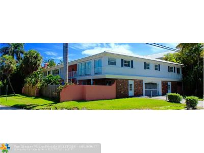 Fort Lauderdale Condo/Townhouse For Sale: 2430 SE 17th St #C