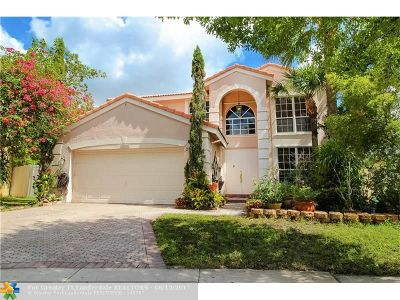 Miramar Single Family Home For Sale: 3343 SW 180th Way