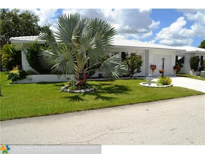 Tamarac Single Family Home For Sale: 8514 NW 59th St