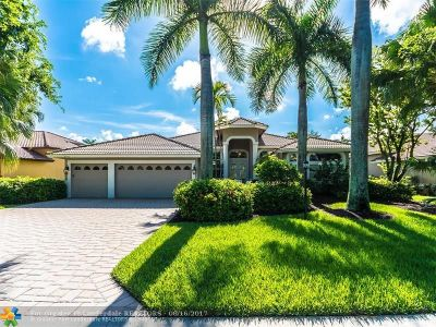 Parkland Single Family Home For Sale: 6512 NW 99th Ave