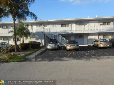 Fort Lauderdale Condo/Townhouse For Sale: 2170 NE 51st Court #A30
