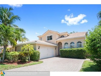 Davie Single Family Home For Sale: 14176 S Cypress Cove Cir