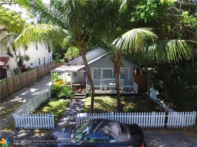 Fort Lauderdale Multi Family Home For Sale: 622 SE 6th Ct