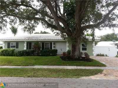 Boca Raton Single Family Home For Sale: 1040 SW 4th Street