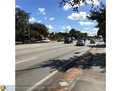 Lauderdale Lakes Commercial Lots & Land For Sale: 2647-2699 N State Road 7