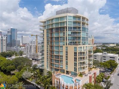 Fort Lauderdale Condo/Townhouse For Sale: 111 SE 8th Ave #1003