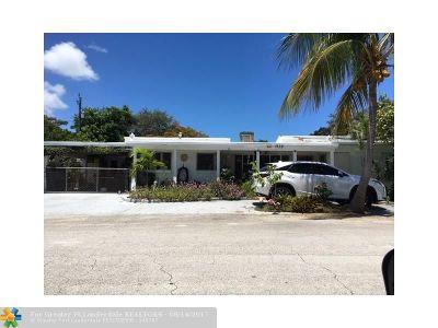 Palm Beach County Single Family Home For Sale: 1939 Ridge Rd